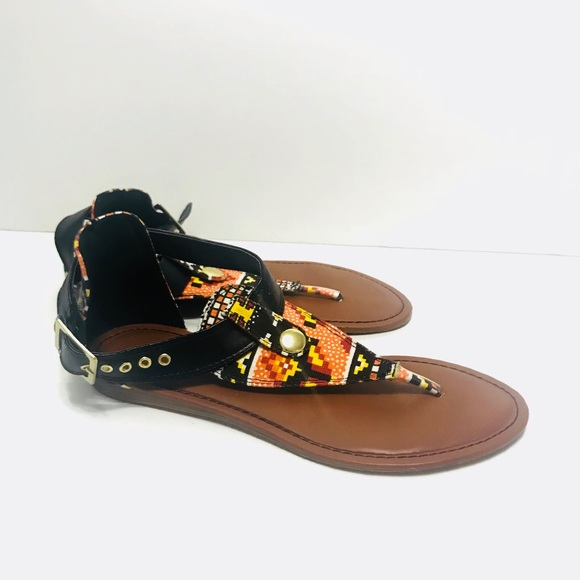 8bc487a365a5 Bamboo Sandals Shoes